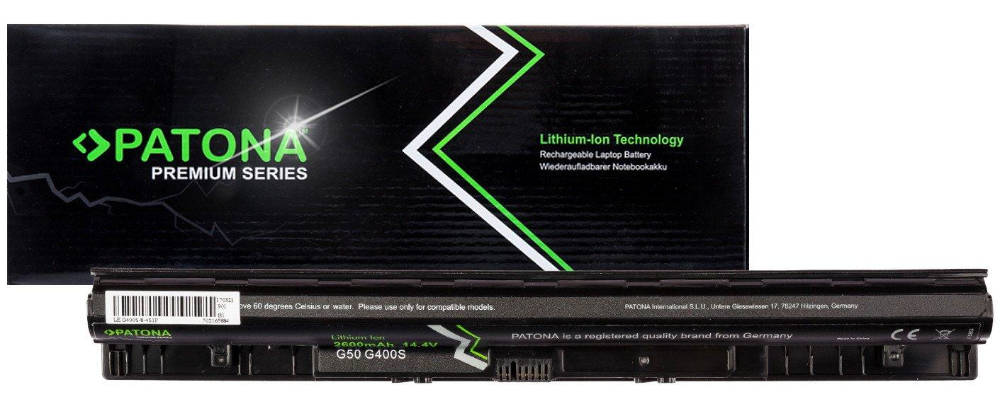 BATTERIA 4400mah per IBM LENOVO IDEAPAD s410p s510 s510p z501 s600 z710 z710-20250