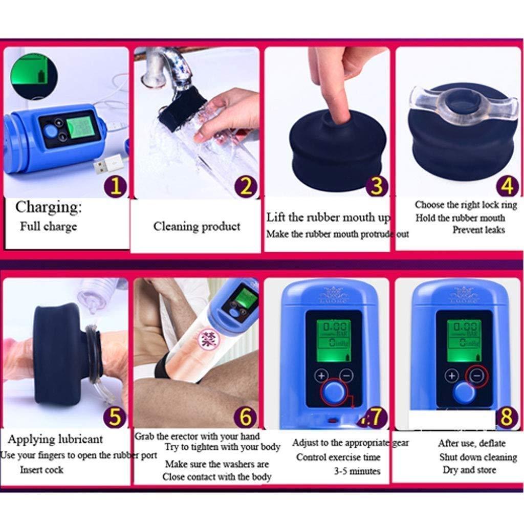 XEXTOY Peňňis Enlarger for Men, Enlargement Vacuum Pump Air Pressure Device