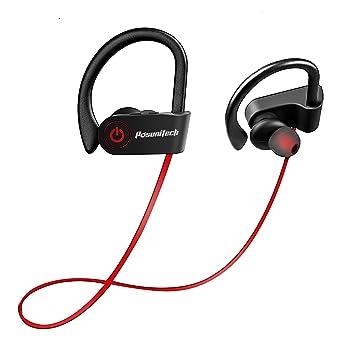 Auriculares con Bluetooth, de Posunitech IPX4, modeloinalámbrico deporte bluetooth 4