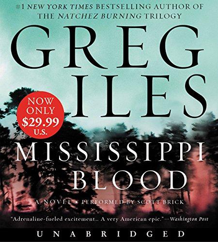 Mississippi Blood Low Price CD: A Novel (Natchez Burning)