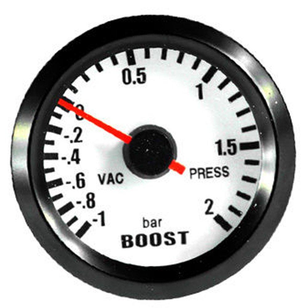 E Support™ 2\' 52mm Auto KFZ Voltmeter Universal LED Anzeige Batteriespannung Auto Instrument