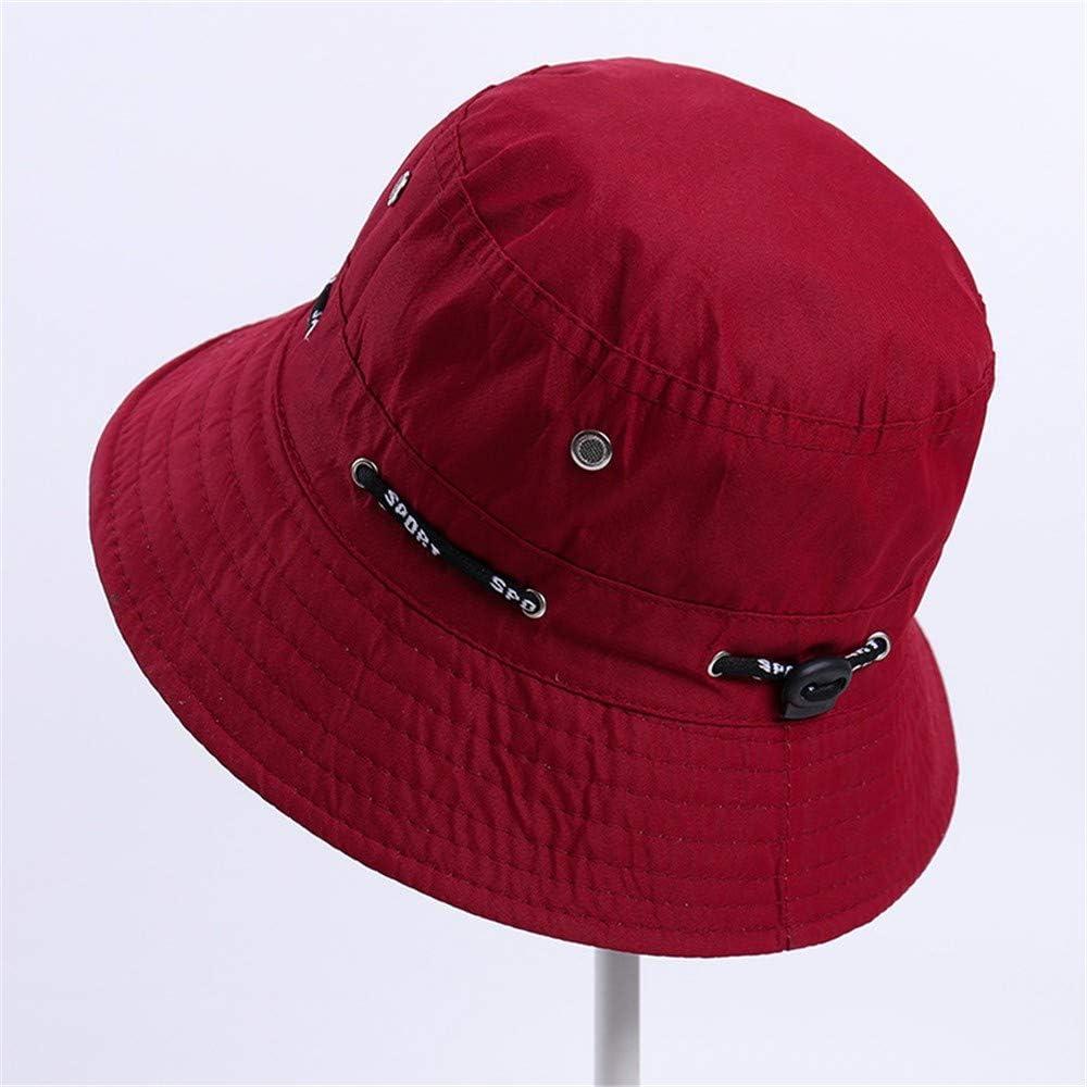 KCJMM-HAT Sombrero Mujer Vacaciones, Gorros Planos para Hombres ...