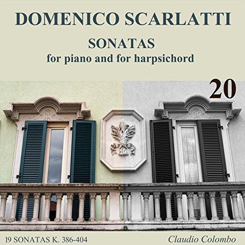 Sonatas Complete Harpsichord (Domenico Scarlatti: Complete Sonatas for piano and for harpsichord, Vol. 20)