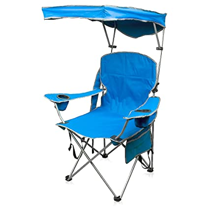 Indipartex Lawn Chair With Hood By Adjustible Canopy Can Block Sun From Any  Angle Best For