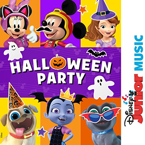 Disney Junior Music Halloween Party]()