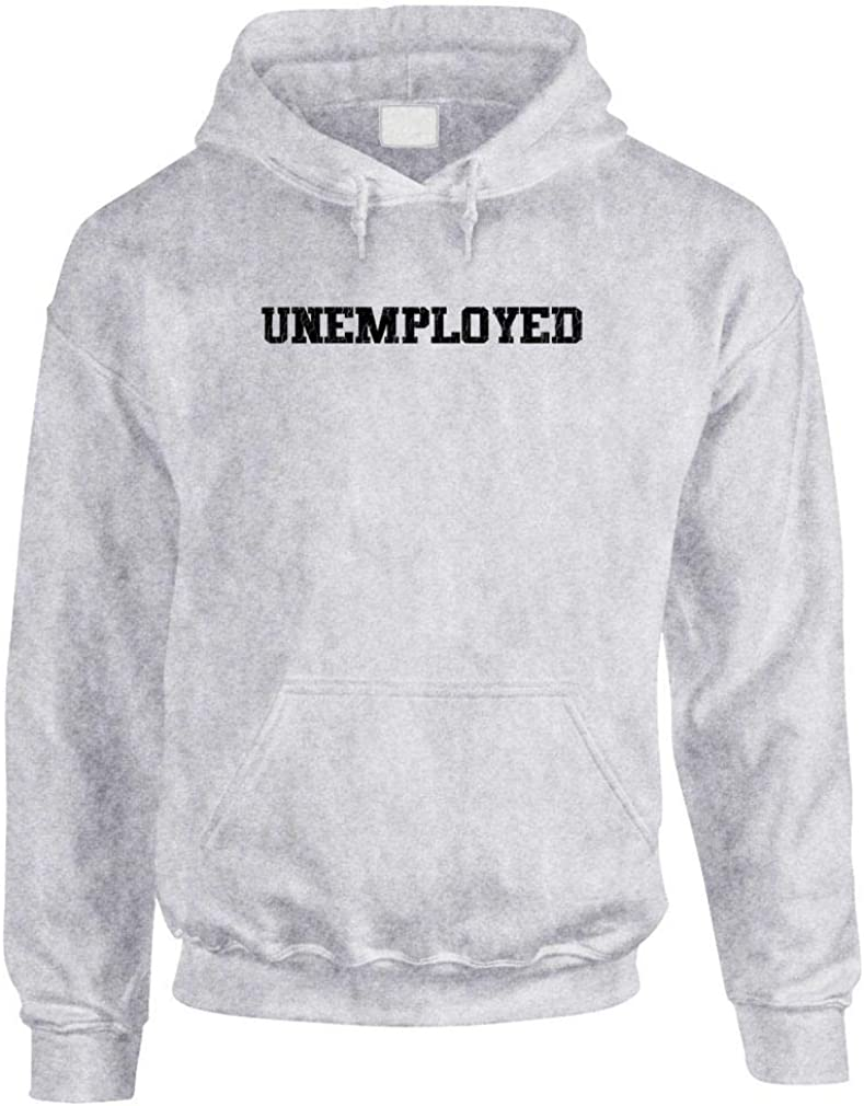 Guacamole Unemployed Fleece Sweatshirt Sarcastic Labor Democrat