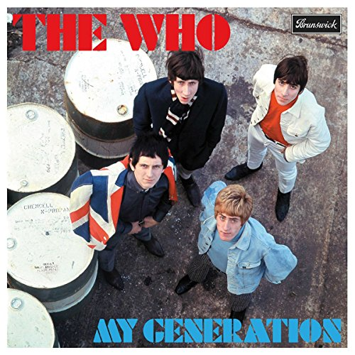 My-Generation vinile the who