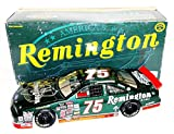 AUTOGRAPHED 1997 Dale Earnhardt Sr. #75 Remington Arms Racing (Rick Mast Car) Smokey Mountain Snuff Signed 1/24 Scale NASCAR Action Diecast Car with COA