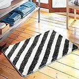 American simplicity stripe floor mats door mats door mats carpets bedroom/kitchen/toilet water-absorbing mat -45*65cm c