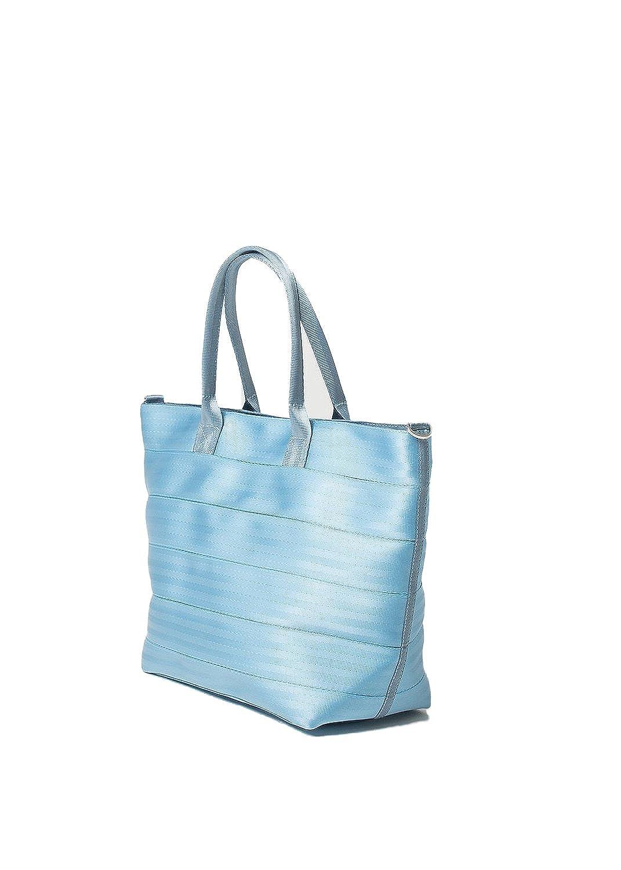 Harveys Seatbelt Bags Medium Streamline Tote, Skyblue