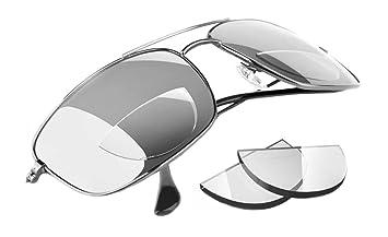 Leselinsen/Geeigneit für Sonnenbrillen/Weitsichtige/Spobrillen/LHZ250/+2.50D stqSP