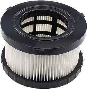 ApplianPar Vacuum Filter for Dewalt DC5151H DC515 Wet Dry Vacuums Hepa Filter