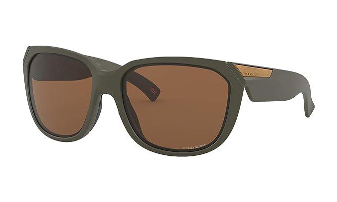Oakley 0OO9432 Gafas de sol, Matte Olive, 59 para Mujer ...
