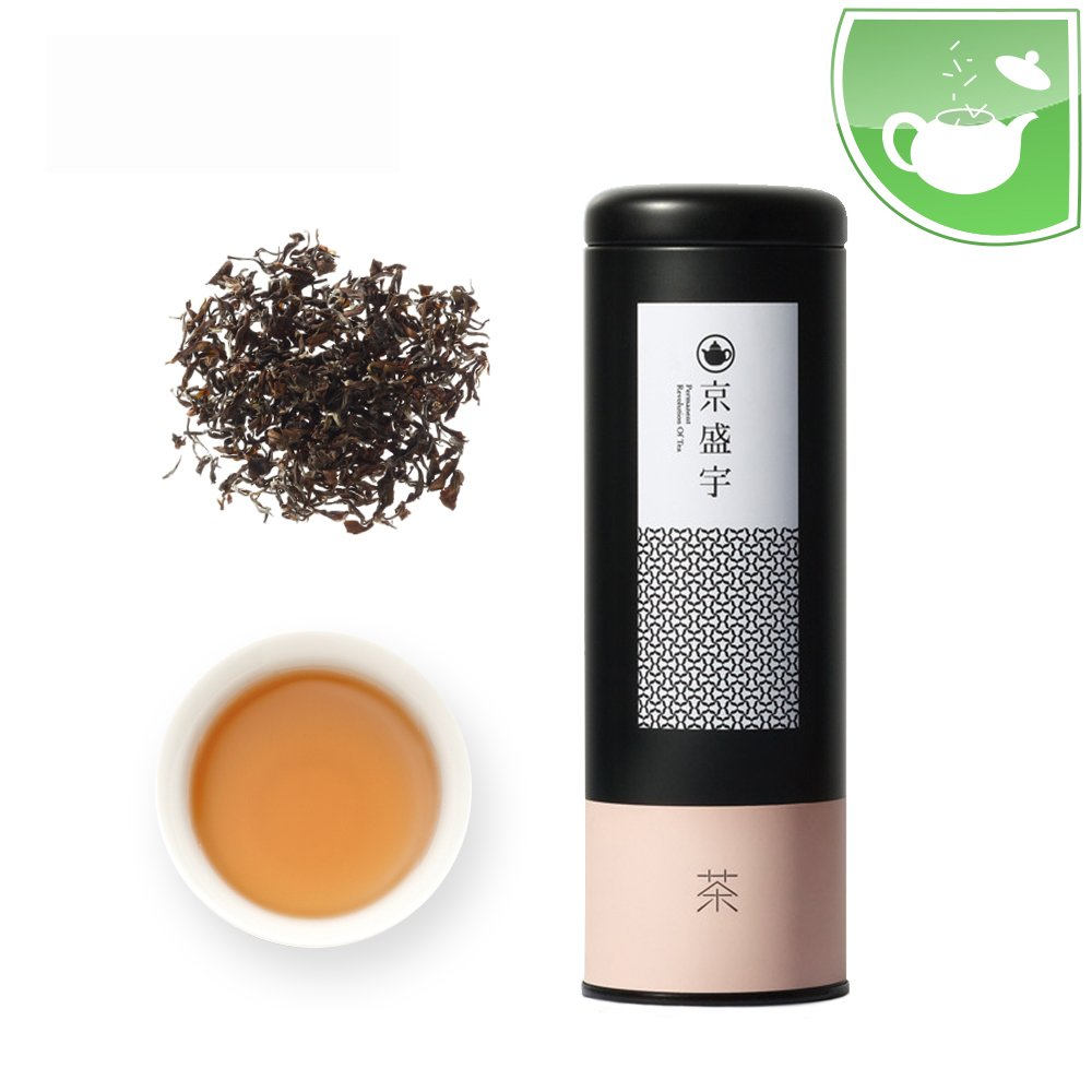 Taiwan Tea- Canister of Loose Leaf Oriental Beauty Tea, 50g from Jing Sheng Yu