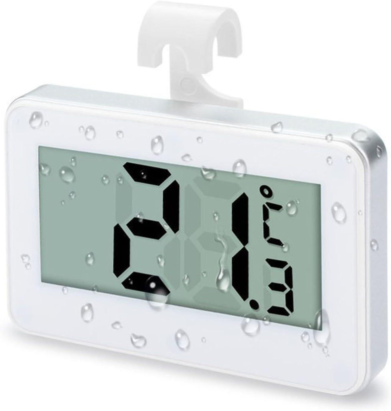 Termometro Frigorifico, Termometro Nevera,Termómetro Digital ...