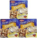 Lipton Recipe Secrets Onion Recipe Mix - 2 oz - 3 Pack