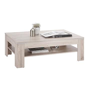 NEWFACE Savoy Couchtisch Holz Sandeiche 120 X 75 43 Cm
