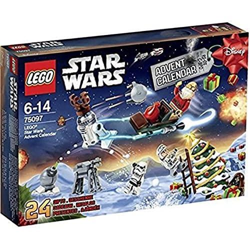 Calendrier Wars Construction Lego Star Jeu De L'avent 75097 tshdCxrQ