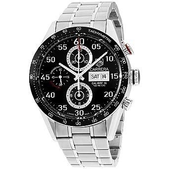 New Tag Heuer Carrera Day Date Mens Watch Cv2a10 Ba0796