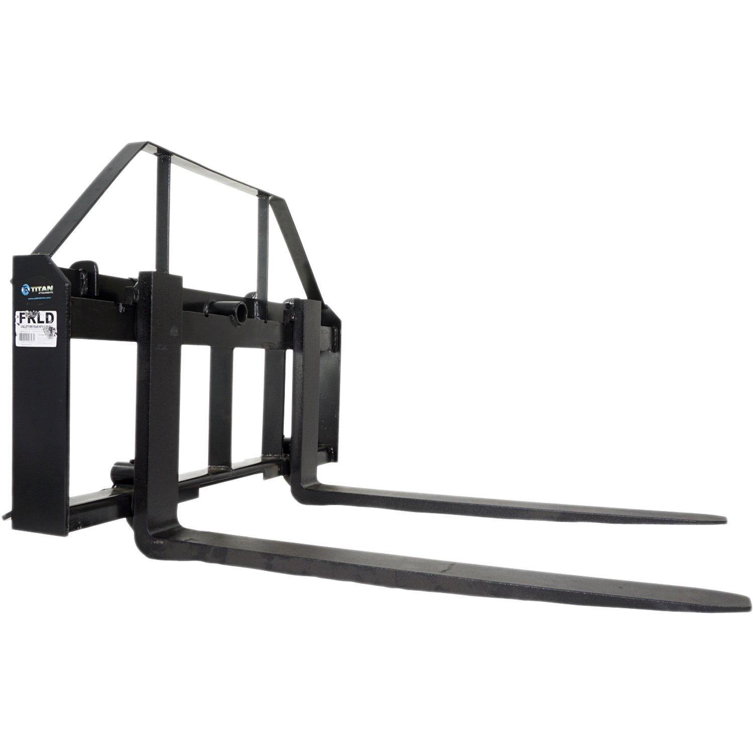 Titan 42'' Pallet Fork Attachment Tractor Kubota Holland Skid Steer Quick tach by Titan Attachments (Image #4)