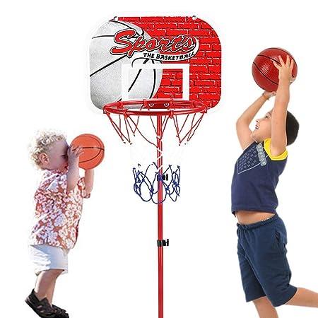CX TECH Soporte De Baloncesto para Niños Al Aire Libre Conjunto De ...