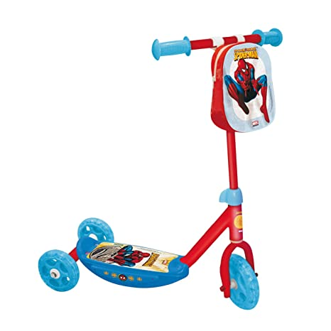 Mondo Spiderman - Patinete Infantil: Mondo Spiderman My ...