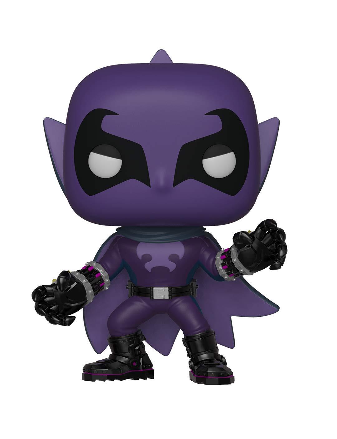 Funko Pop! Marvel Spider Man- Prowler, el tío de Miles morales en Spider Man un nuevo universo