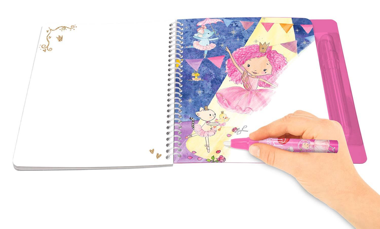 Depesche Princess Mimi Aqua Magic Colouring Book With Special Pen Toys Games Toys Games Creative Toys Activities
