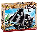 COBI Pirate Ship Model Building Kits (400 Piece), Multicolor