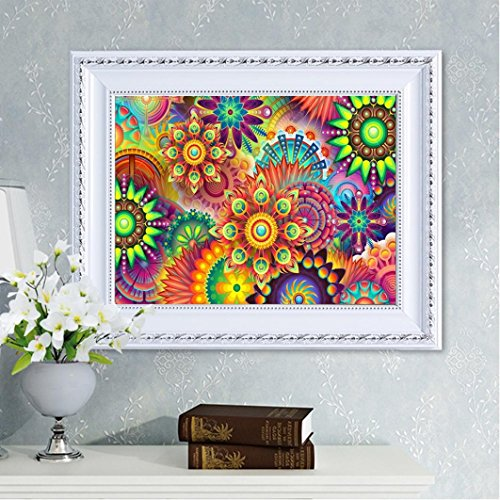Price comparison product image Lowprofile 5D Embroidery Paintings Rhinestone Pasted DIY Diamond Painting Cross Stitch