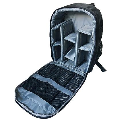 Cámara ligera mochila profesional intervalo de espacio y gran capacidad para cámara digital SLR bolsa de