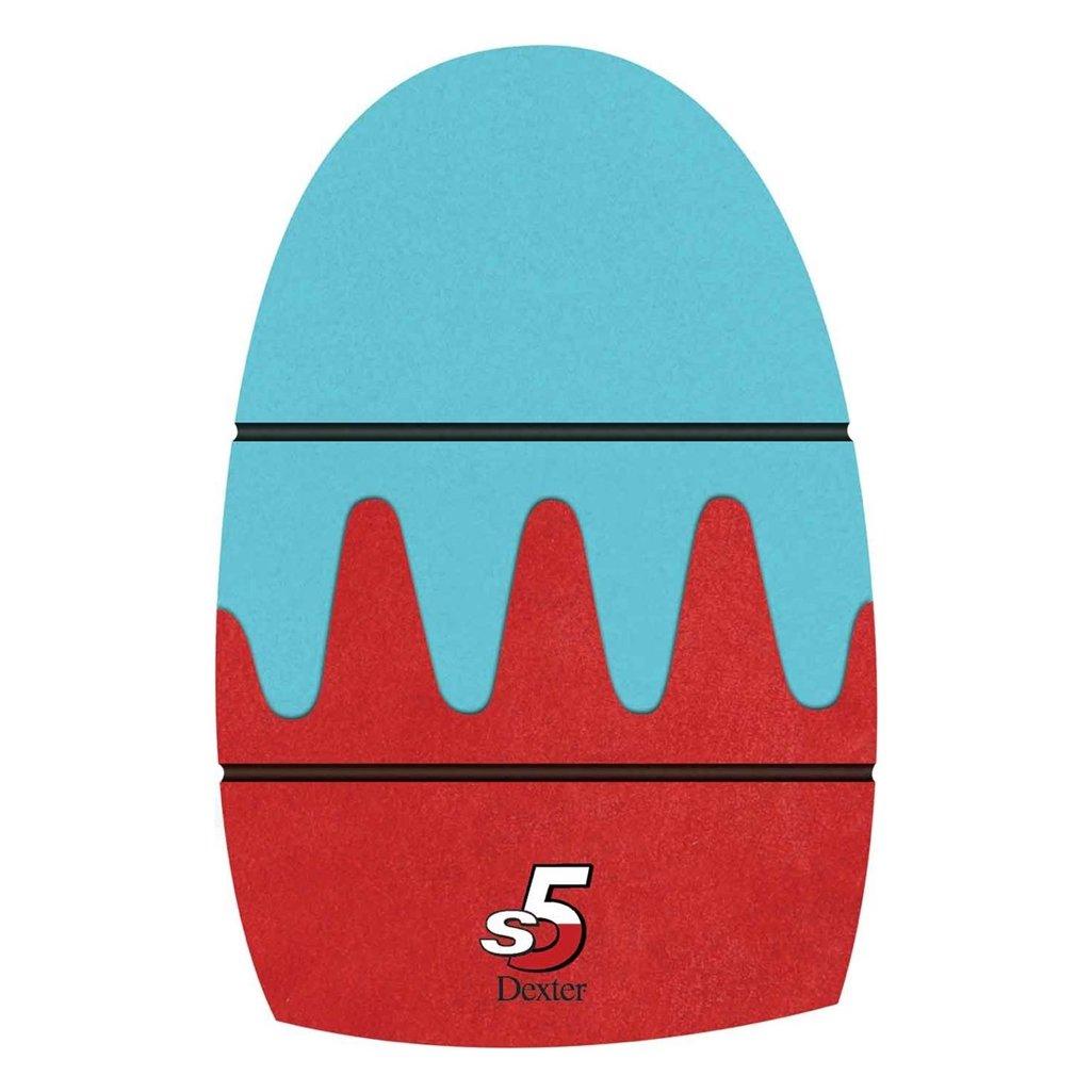 Dexter The 9- S5 Sawtooth Slide Sole (Medium Mens Sizes 9-10.5)