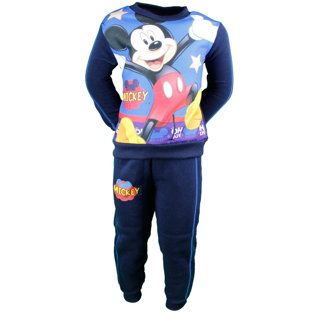 Mickey de manga larga chándal Niño Oh Boy: Amazon.es: Ropa y ...