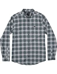 Mens Thatll Do Hombre Long Sleeve Woven Shirt