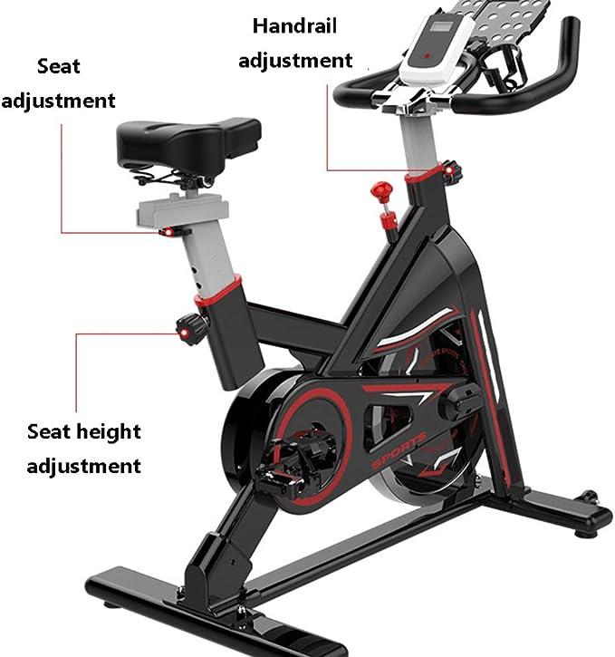 HLEZ Bicicleta de Spinning Advance Calidad Profesional, Bicicleta ...
