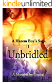 Unbridled (A Harem Boy's Saga Book 2) (English Edition)