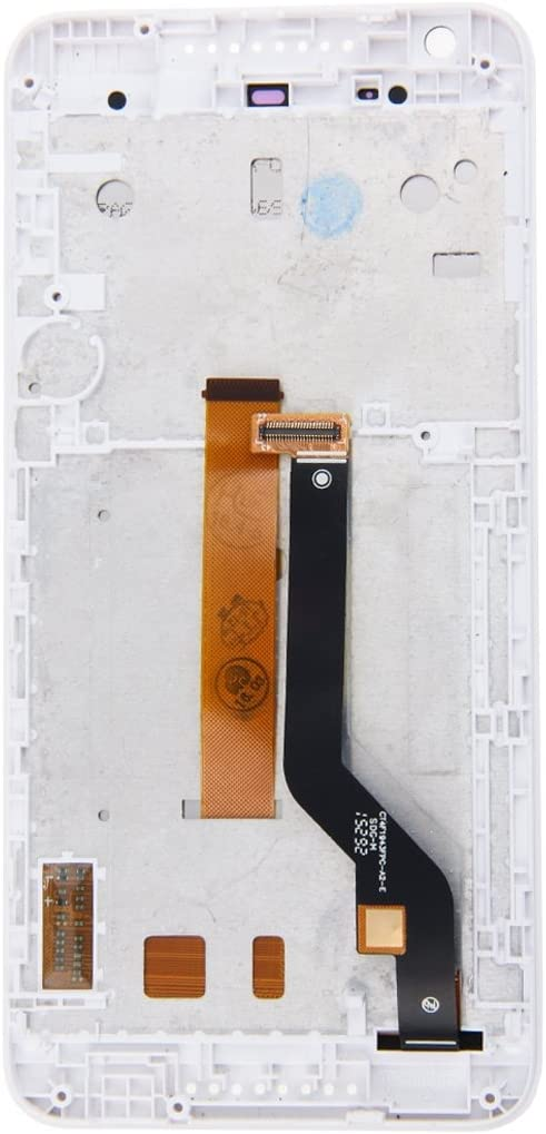 Dark Blue Color : Color2 LIYUNSHU LCD Screen and Digitizer Full Assembly with Frame for HTC Desire 626