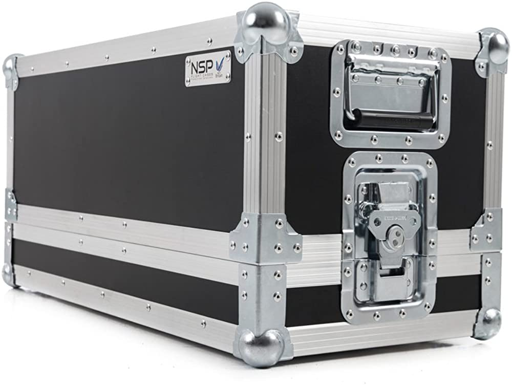 NSP Cases mesa Boogie Dual Rectifier Amp Head Flight Case: Amazon ...