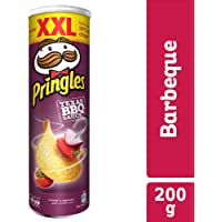 Pringles Barbecue Flavored Chips 200 grams Can