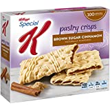 Kellogg's Special K Pastry Crisps, Brown Sugar Cinnamon, 4.4-Ounce