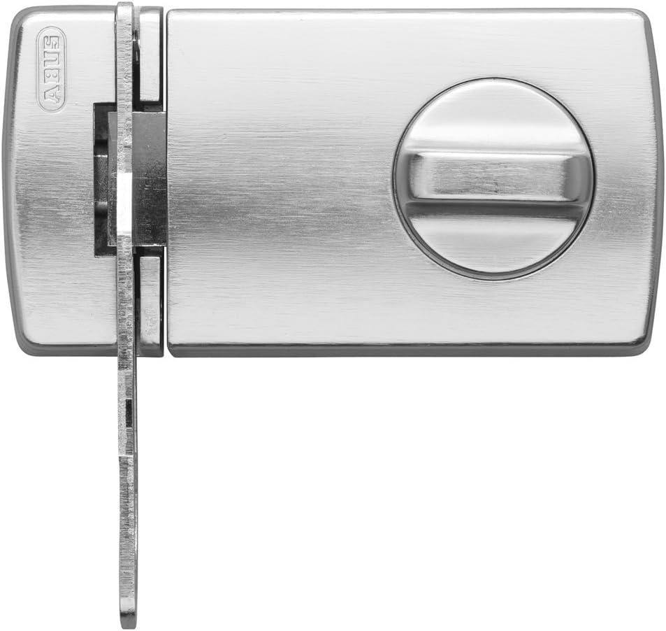 ABUS Tür-Zusatzschloss 2110 W//B Schloss Türschloss Sicherheitsschloss Haustür