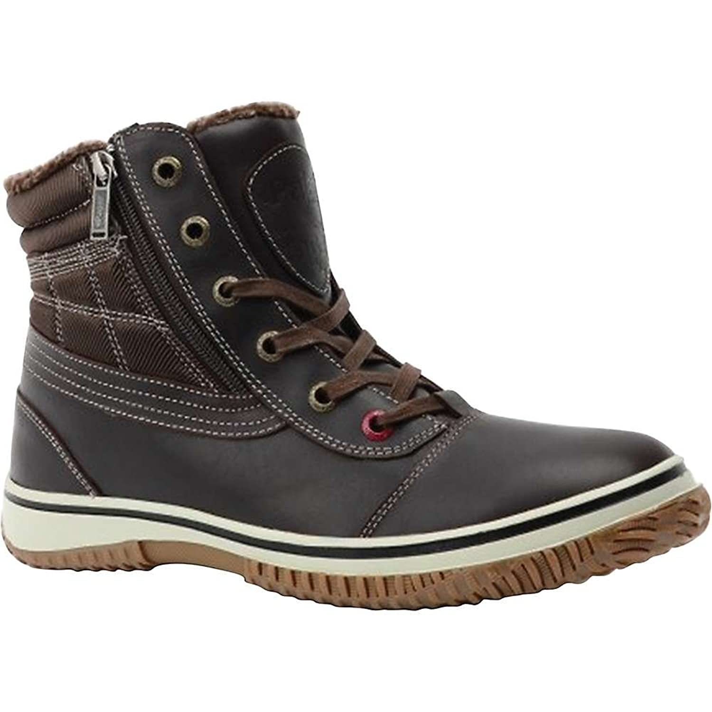 パジャール シューズ スニーカー Pajar Men's Tavin Boot Dark Brown 80o [並行輸入品] B076CQXJ8L