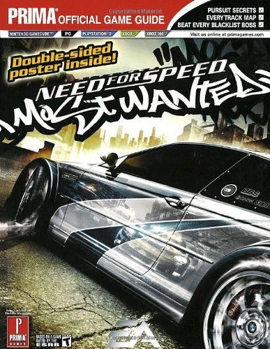 Price comparison product image Need for Speed: Most Wanted (Prima Official Game Guide)