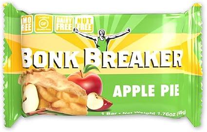 BONK BREAKER ENERGY BAR-MINT CHOCOLATE CHIP--BOX OF 12