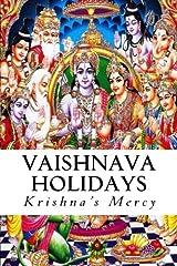 Vaishnava Holidays Paperback