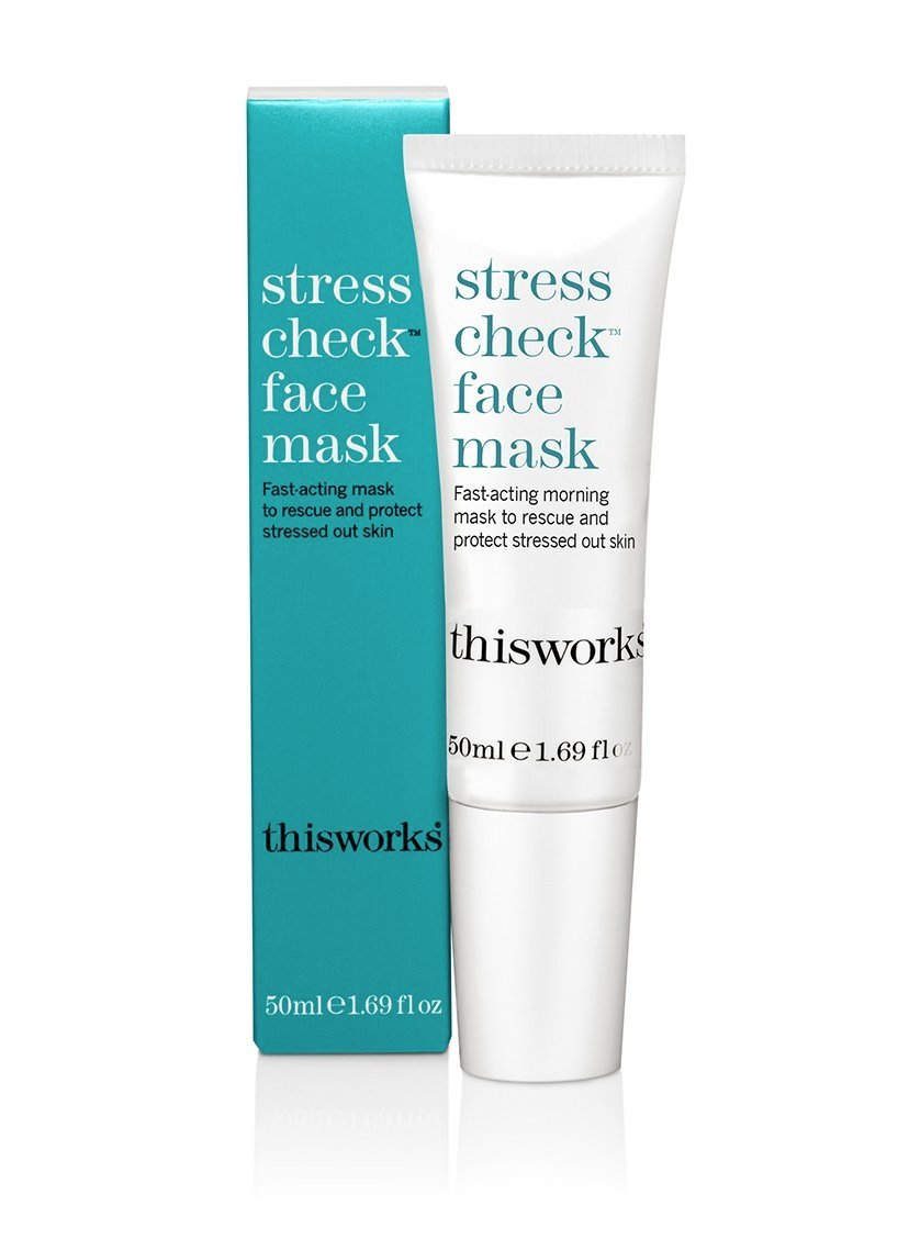 ThisWorks Stress Check Face Mask, 50ml