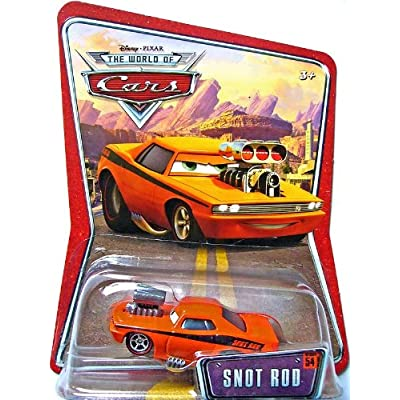 Disney Pixar Cars Snot Rod The World of Cars Edition: Toys & Games