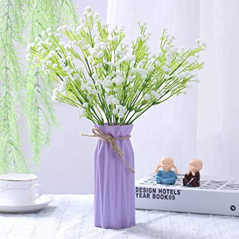 Artificial Silk Gypsophila Fake Flower Bouquet Home Wedding Decar Wholesale