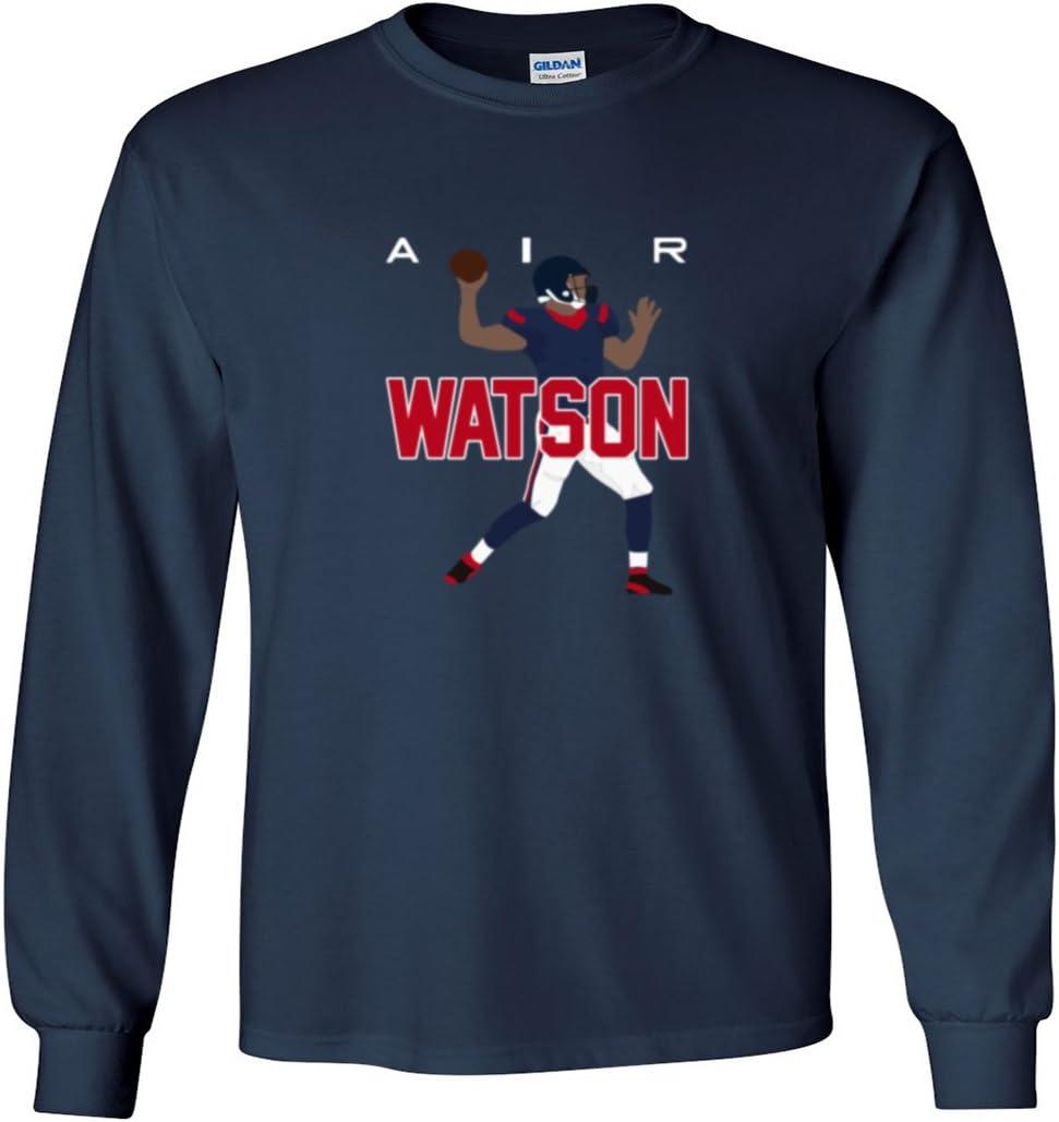 The Silo Long Sleeve Navy Houston Watson Air Pic T-Shirt