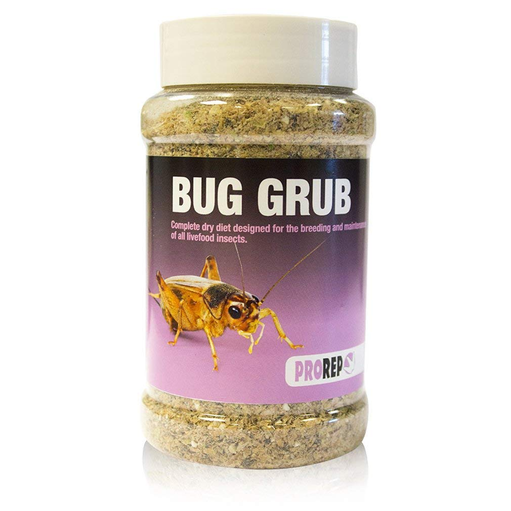 (2 Pack) Prorep - Bug Grub Jar Pack 300g TRTAZ11A